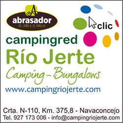 CAMPING clic -río jerte BR