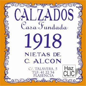 Calzados 1918