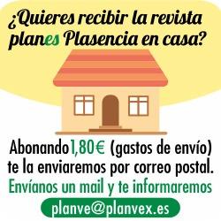 Planes Plasencia a domicilio