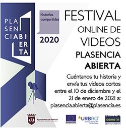 Festival de Vídeos Plasencia Abierta
